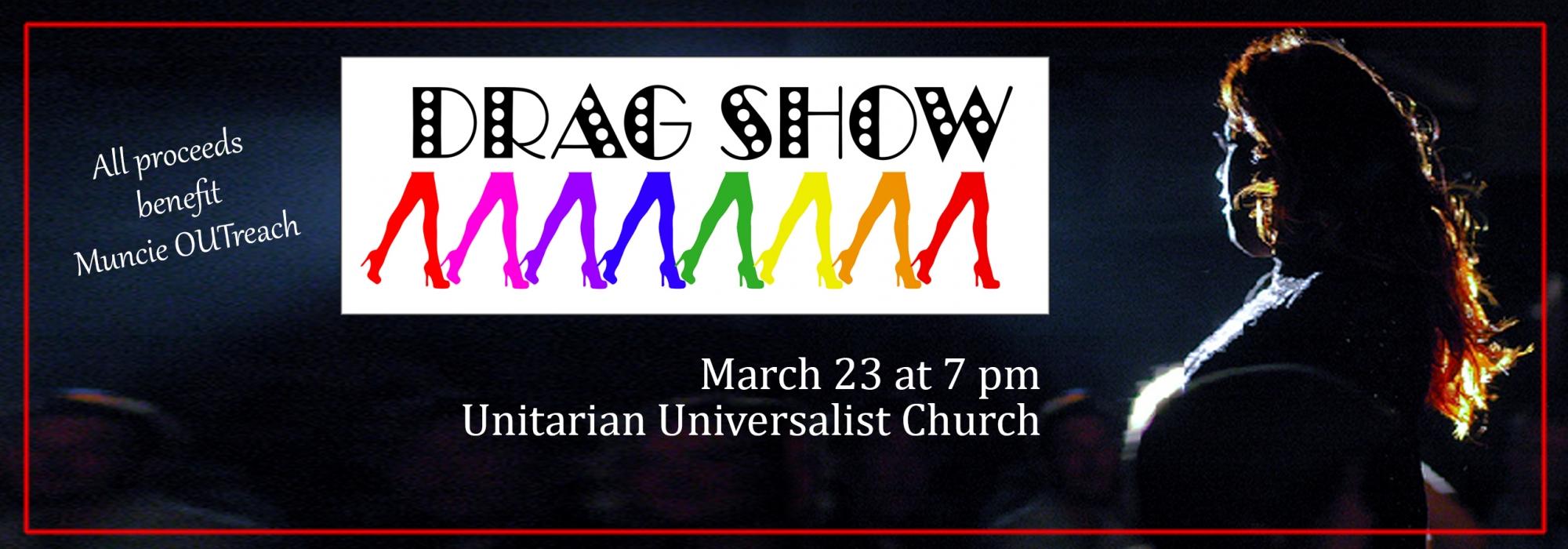 Drag Show banner
