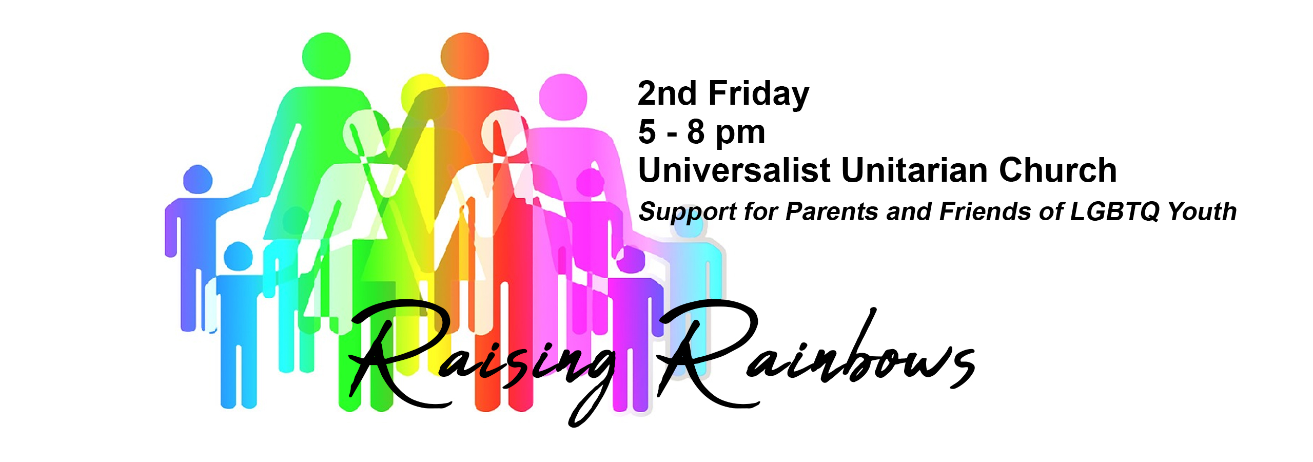 Raising Rainbows banner